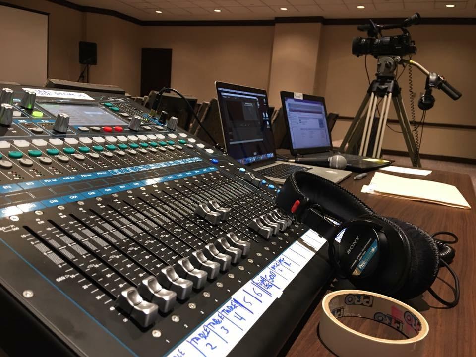 Final Focus Productions LIVE set to go