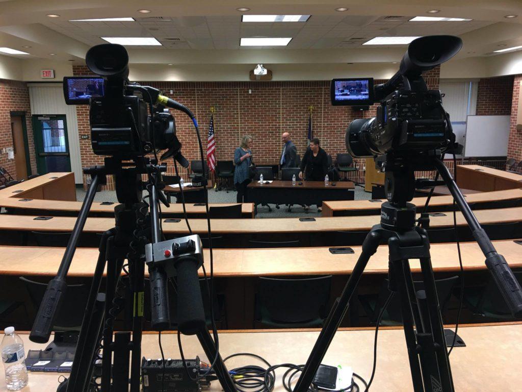 Final Focus Production Live Camera Setup